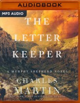 The Letter Keeper Unabridged Audiobook on MP3-CD