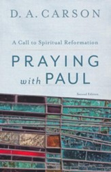 Praying with Paul: A Spiritual Call to Reformation - unabridged audiobook on CD