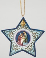Nativity Star Spinner From Heartwood Creek