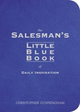 The Salesman's Little Blue Book of Daily Inspiration - eBook