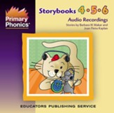 Primary Phonics 4-6 Audio CD  (Homeschool Edition)