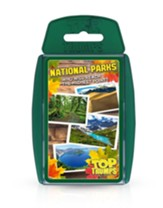 Top Trumps Card Game: National Parks