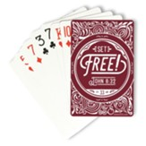 Set Free Playing Cards
