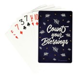 Count Your Blessings Playing Cards