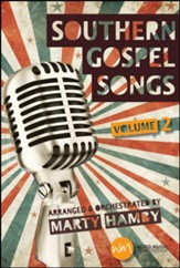 Southern Gospel Songs V2, Choral Book