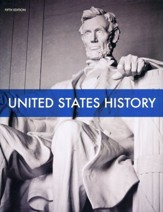 BJU Press U.S. History Student Text (Grade 11; 5th Edition)