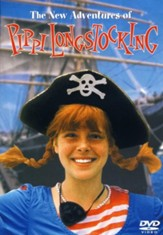 The New Adventures of Pippi Longstocking, DVD