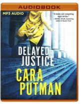 Delayed Justice - unabrodged audiobook on MP3-CD