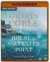The House at Saltwater Point - unabrodged audiobook on MP3-CD