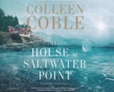 The House at Saltwater Point - unabridged audiobook on CD