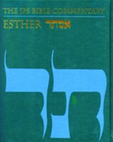 Esther: JPS Bible Commentary