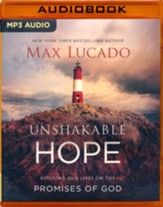 Unshakable Hope, Unabridged Audiobook on MP3-CD