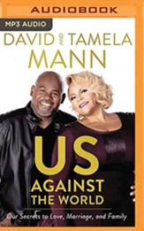 Us Against the World, Unabridged Audiobook on MP3-CD