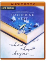 Where Hope Begins - unabridged audiobook on MP3-CD