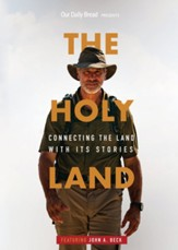 The Holy Land: Connecting the Land with Its Stories, DVD