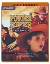 Powder River - Season Thirteen: A Radio Dramatization on MP3-CD