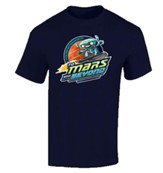 To Mars and Beyond: Child T-Shirt, Large