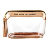 Find Joy in the Journey Travel Pouch