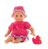 Bebe Bath Flowers Doll