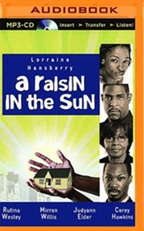 A Raisin in the Sun - full-cast performance on MP3-CD