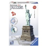 Statue of Liberty, 3D Puzzle, 108 Pieces