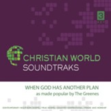 When God Has Another Plan Accompaniment CD