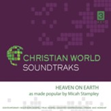 Heaven On Earth Accompaniment CD