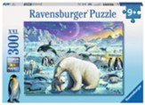 Polar Animals Puzzle, 300 Pieces
