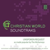 Unspoken Request Accompaniment CD