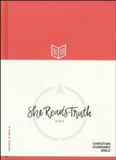 She Reads Truth Bible, Hardcover - Slightly Imperfect
