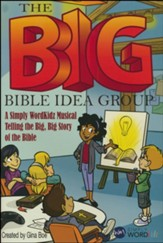 The BIG Bible Idea Group, Choral Book