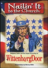 Nailin' it to the Church, DVD