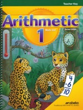 Arithmetic 1 Teacher Key