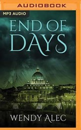 End of Days - unabridged audiobook on MP3-CD