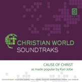 Cause of Christ Accompaniment CD