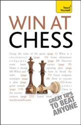 Win At Chess: Teach Yourself / Digital original - eBook