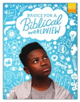 BJU Press Bible Grade 6 Student Edition: Basics for a  Biblical Worldview