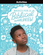 BJU Press Bible Grade 6 Activities: Basics for a Biblical  Worldview