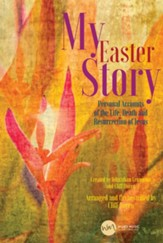 My Easter Story, Choral Book