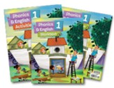 Phonics & English 1 Homeschool Kit  (4th Edition)