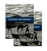 BJU Press Cultural Geography Grade 9 Teacher Edition (5th  Edition)