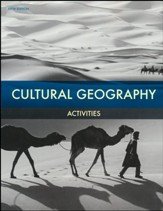 BJU Press Cultural Geography Grade 9  Activities (5th  Edition)
