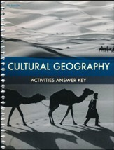 BJU Press Cultural Geography Grade 9 Activities Answer Key  (5th Edition)