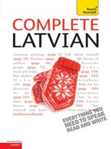 Complete Latvian: Teach Yourself / Digital original - eBook