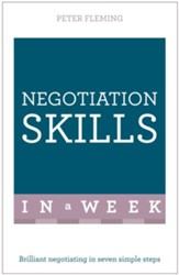 Successful Negotiating in a Week: Teach Yourself / Digital original - eBook