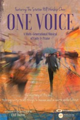 One Voice, Choral Book