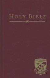 HCSB Royal Ambassador Bible