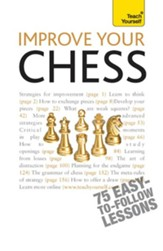 Improve Your Chess: Teach Yourself / Digital original - eBook