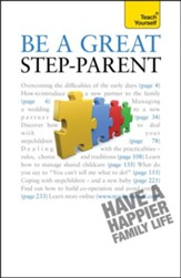 Be a Great Step Parent: Teach Yourself / Digital original - eBook