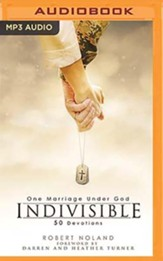 Indivisible: A Novelization - unabridged audiobook on MP3-CD